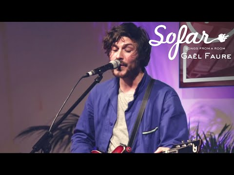 Gaël Faure - Lonely Hour | Sofar Paris