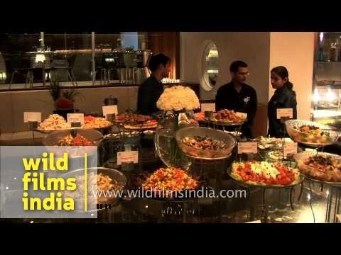 Dining at Hyatt Regency, New Delhi
