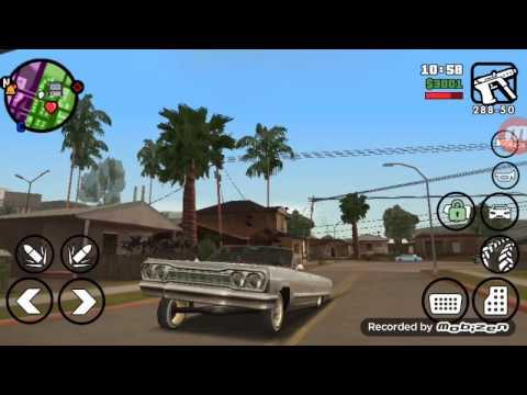 GTA san andreas где найти самый быстрый байк в игре и прокачка лоурайдер