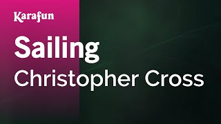 Karaoke Sailing - Christopher Cross *