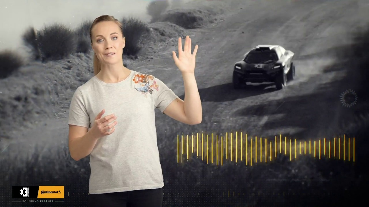 #ExtremeE   Quickly Xplained   Episode 9: Normal race vs. Extreme E car