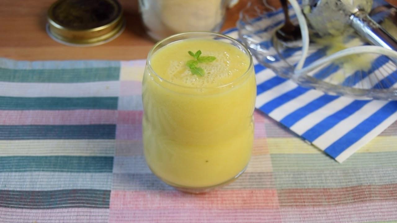 ananas allo zenzero e limone per perdere peso