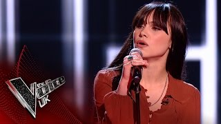 Truly Ford performs 'Dakota': Blind Auditions 1 | The Voice UK 2017