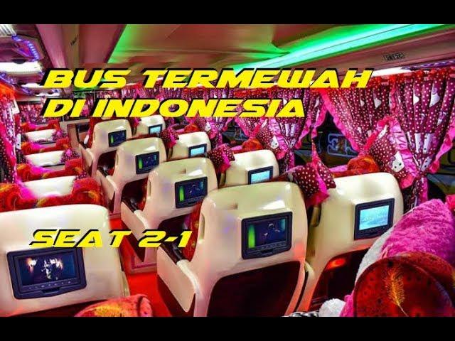 INI LAH Bus Dengan Fasilitas Terlengkap Di INDONESIA NO1 Sempati Star Double Decker