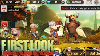 Soul Seeker Android iOS First Look Review