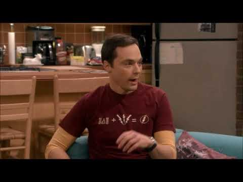 The Big Bang Theory s11e08 Sheldon fatal flaw