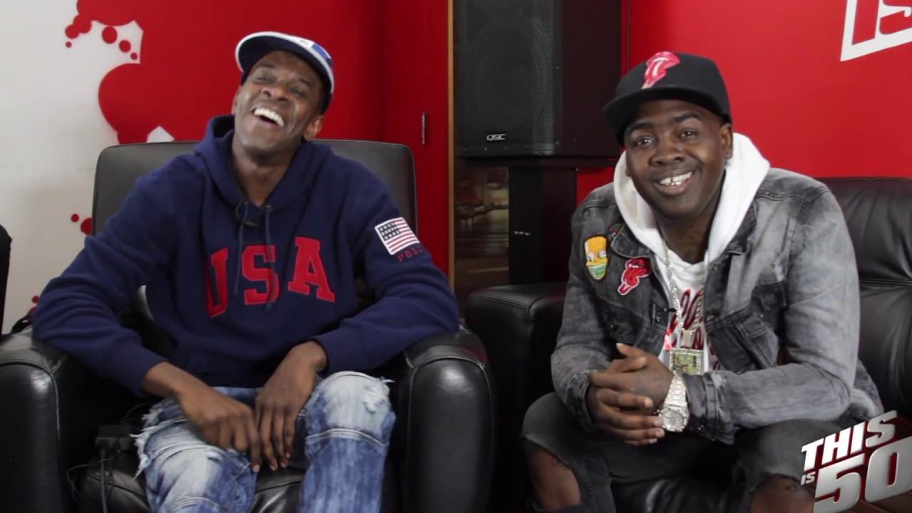 Kidd Kidd on Rappers Worst Nightmare ; Crazy Groupie Story