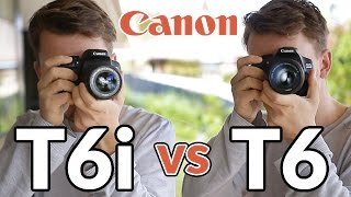 canon EOS Rebel T6 (1300D) vs Canon EOS Rebel SL1 (100D)