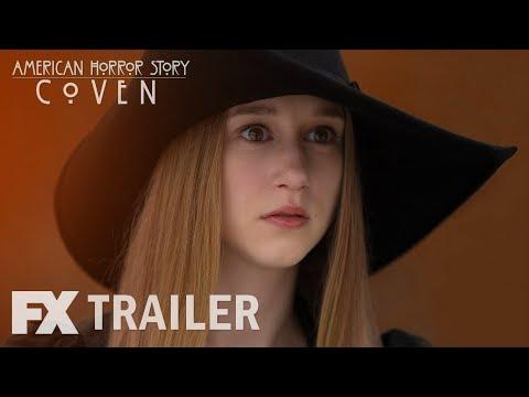 American Horror Story: Coven | Season 3: Official Trailer | FX