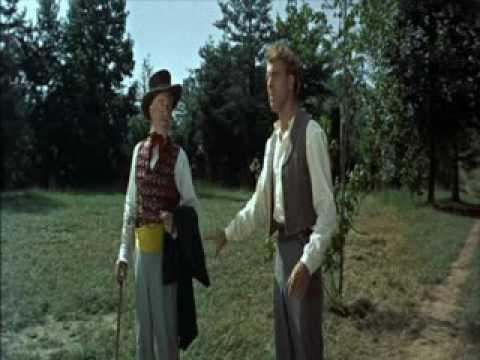 The Kentuckian Burt Lancaster 1955  Climax Fight