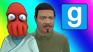 gmod scary maps is zoidberg dead garry s mod funny moments