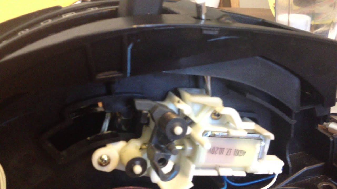 2013 Nissan Altima Shift Lock Solenoid