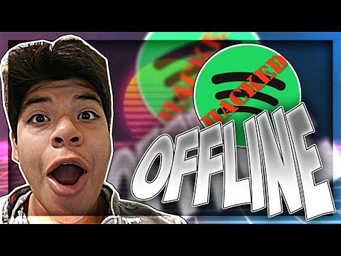 How To Listen To Music On Spotify Offline For Free! 2018