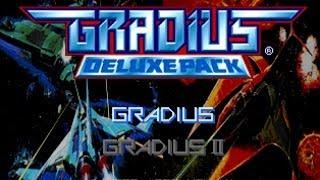 PS グラディウス デラックスパック / Gradius Deluxe Pack 1996 DEMO