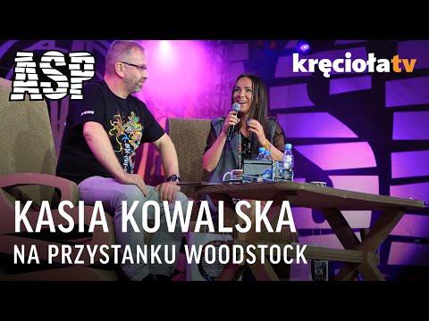 Kasia Kowalska w ASP - CAŁE spotkanie / Woodstock 2015