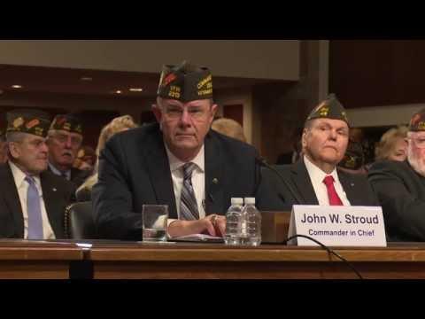 2015 Testimony & Q&A