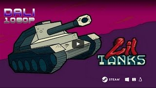 Lil Tanks PC Gameplay 1080p 60fps