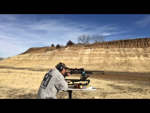 Tips for Cleaning/Breaking In and Shooting a TC Compass Rifle!!