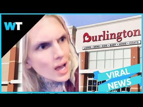 Jeffree Star SUING Burlington Coat Factory??