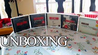 Unboxing BIOHAZARD Games