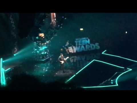 Shawn Mendes Bbc teen awards 2016