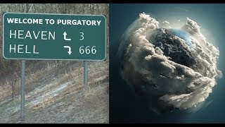 Did CERN Suck us into a Virtual Matrix & Are we in Purgatory right now? The Evidence