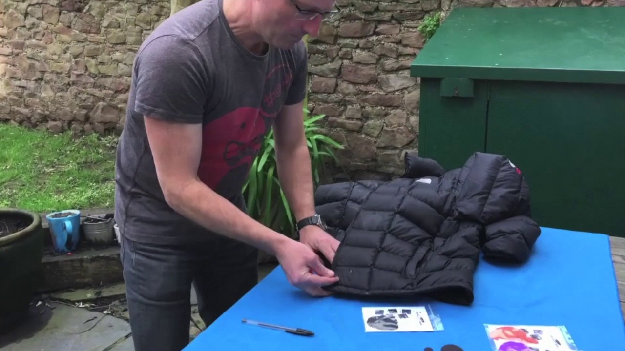 North Face Jacket Repair