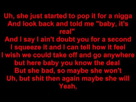 Lil Wayne - She Will (LYRICS) Ft. Drake