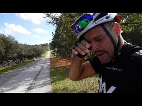 Florida Cycling Sugarloaf Mountain