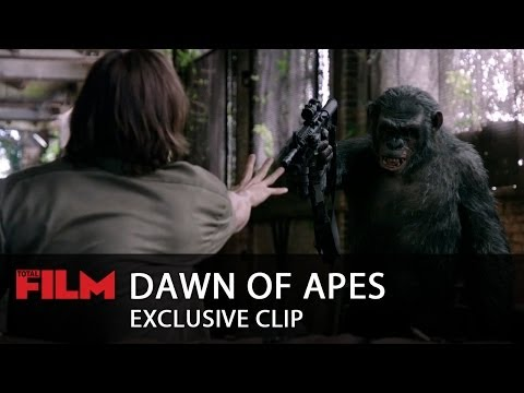 Dawn Of The Planet Of The Apes: Koba's weapon
