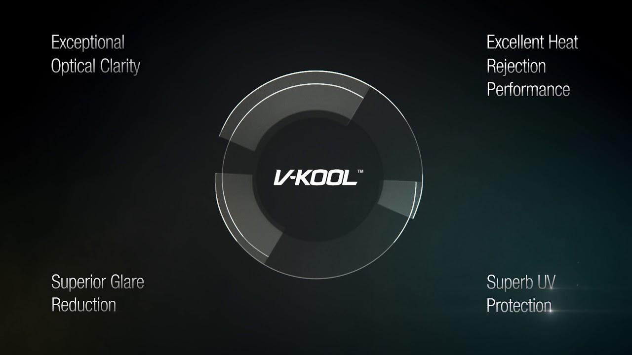 V Kool Advanced Window Films How V Kool Workstechnical Youtube