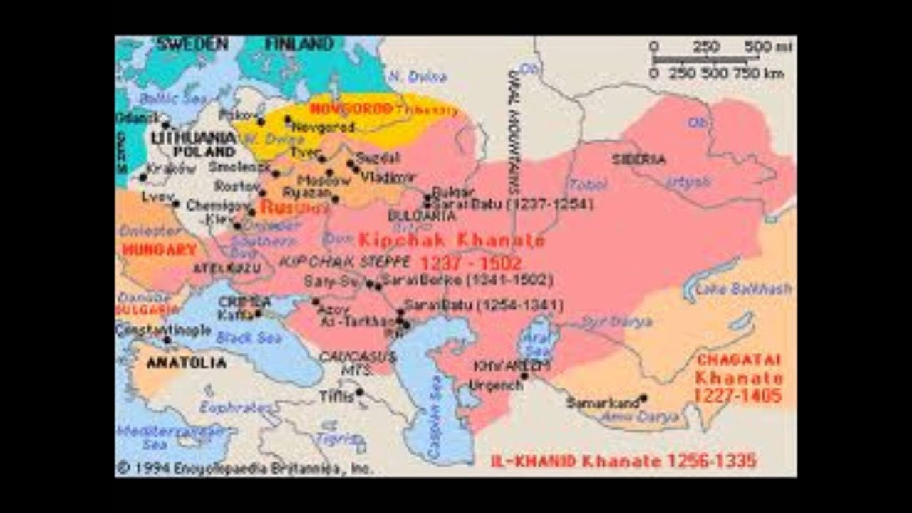 Image Gallery Mongol Khanates