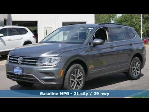 New 2019 Volkswagen Tiguan Saint Paul MN Minneapolis, MN #91129 - SOLD