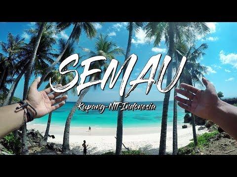 Journey in Semau Island🏝️ (pantainya masih perawan)🇲🇨