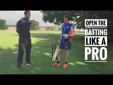 Opening Batsman Discussion - Technique, Theory, Mentality