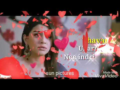 ♡ Uyire Enai Meendum ♡ Whatsapp Status _ Romeo Juliet _ Lyrics_HD