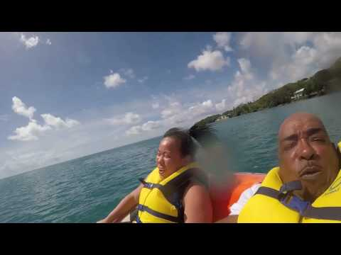Guam, Your Local Negro & Wife Goes Drifting With Big Mable !!!!! ( Must See )