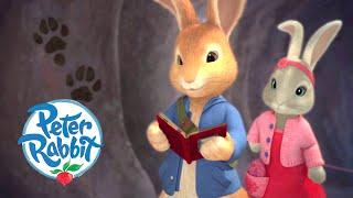 #Autumn Peter Rabbit - Secret Passageways | Cartoons for Kids