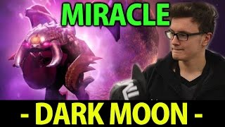Miracle- Dota2 [Ember Spirit] Full Game- Dark Moon Special Event