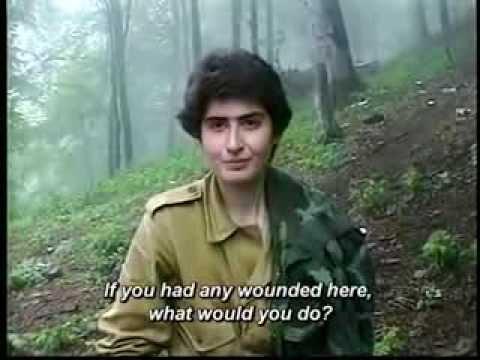 DARK FOREST IN THE MOUNTAINS1993-94 Nagorno Karabakh War Documentary By Roger Kupelian