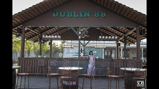 A WALK AROUND DUBLIN 88- The Irish themed restaurant and bar in Nagpur