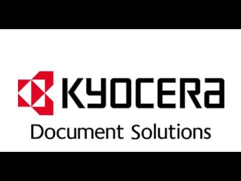 Kyocera code c6000