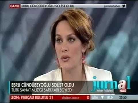 Ebru Cündübeyoğlu A Haber