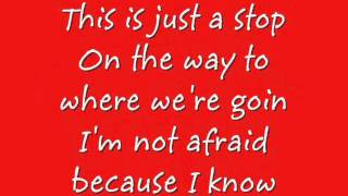 Temporary Home - Carrie Underwood (lyrics)
