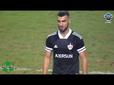 Карабах 2 - 1 Шериф. Обзор матча. Qarabağ 2 1 Şerif QOLLAR VƏ GENİŞ