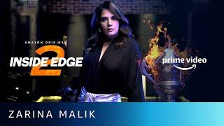 Power Ke Liye Sabkuchh Jayaz Hai - Zarina Malik   Inside Edge Season 2    Amazon Prime Video