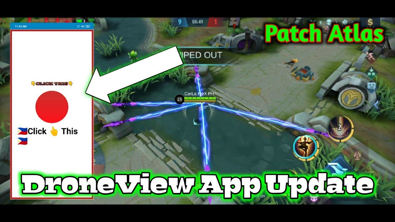 Mobile Legends Drone View App New Update Youtube