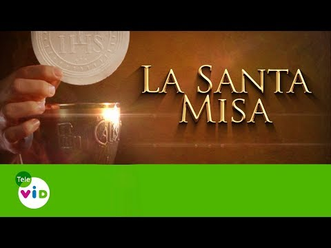 Misa Lunes 11 De Diciembre De 2017 - Tele VID