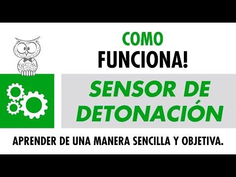 COMO FUNCIONA - SENSOR DE DETONACIÓN