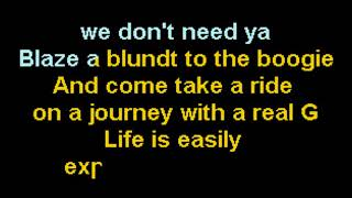 Down 2 Tha Last Roach Eazy-E Karaoke Explicit Lyrics CustomKaraoke RARE custom